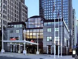 Marriott Cleveland Downtown At Key Center Hotel