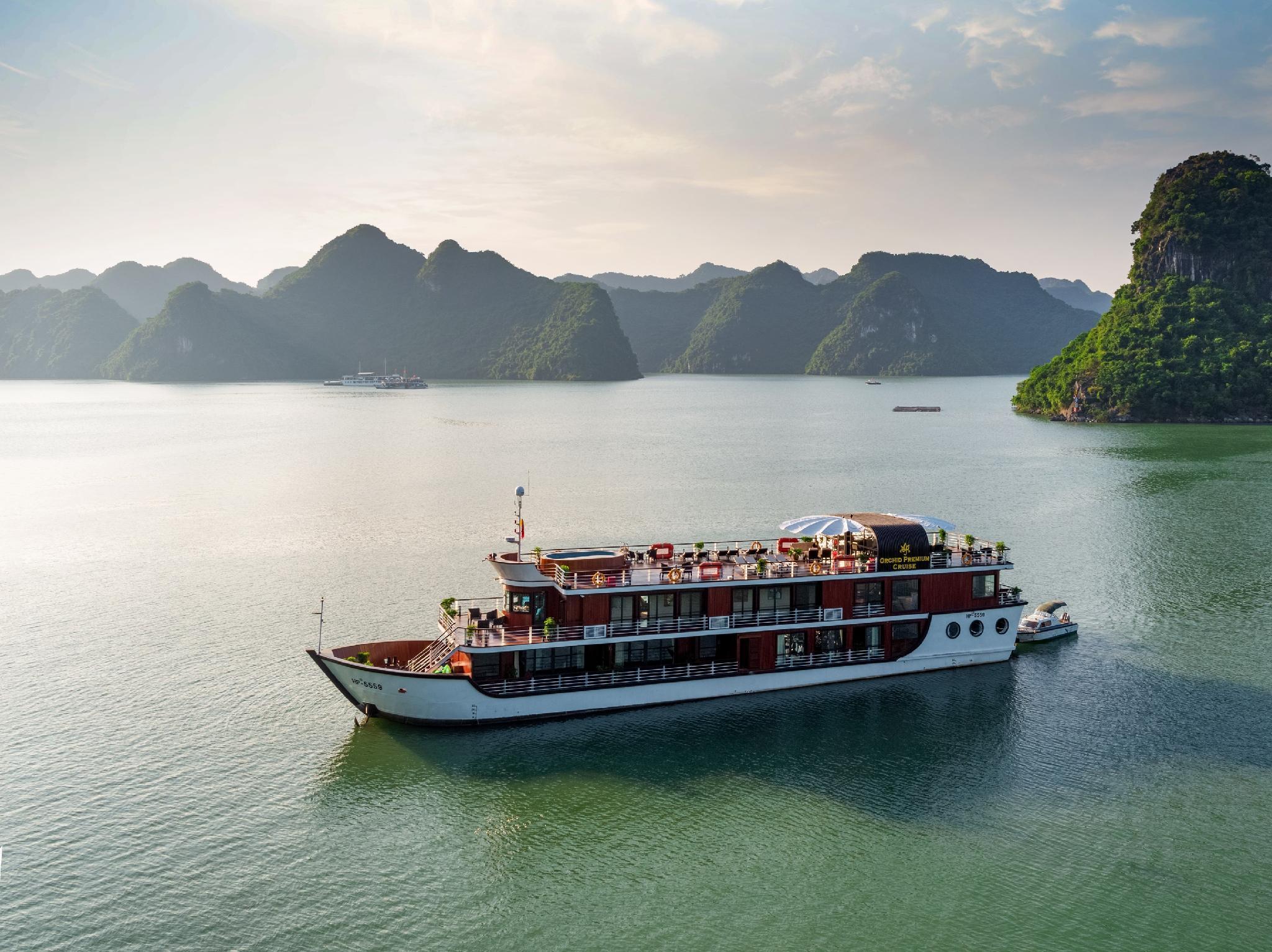 Orchid Premium Cruises