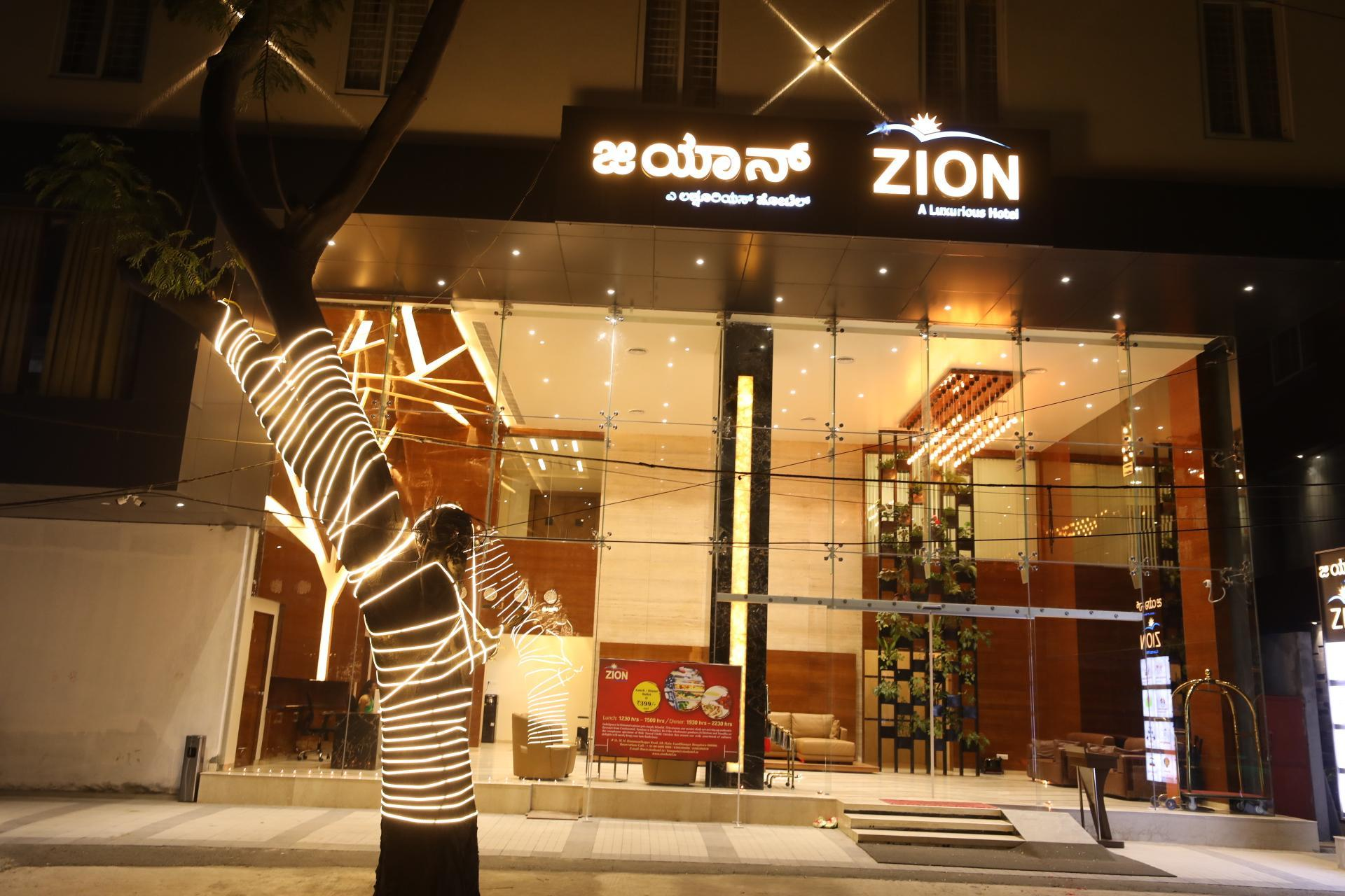ZION A Luxurious Hotel