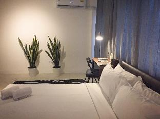 [スクンビット]スタジオ バンガロー(20 m2)/1バスルーム Gfeel Baan Tanadech,Soi Sukhumvit66/1.private bath