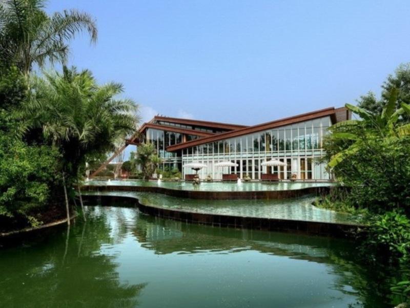 Sky Resort Hotel Qingcheng Mountain
