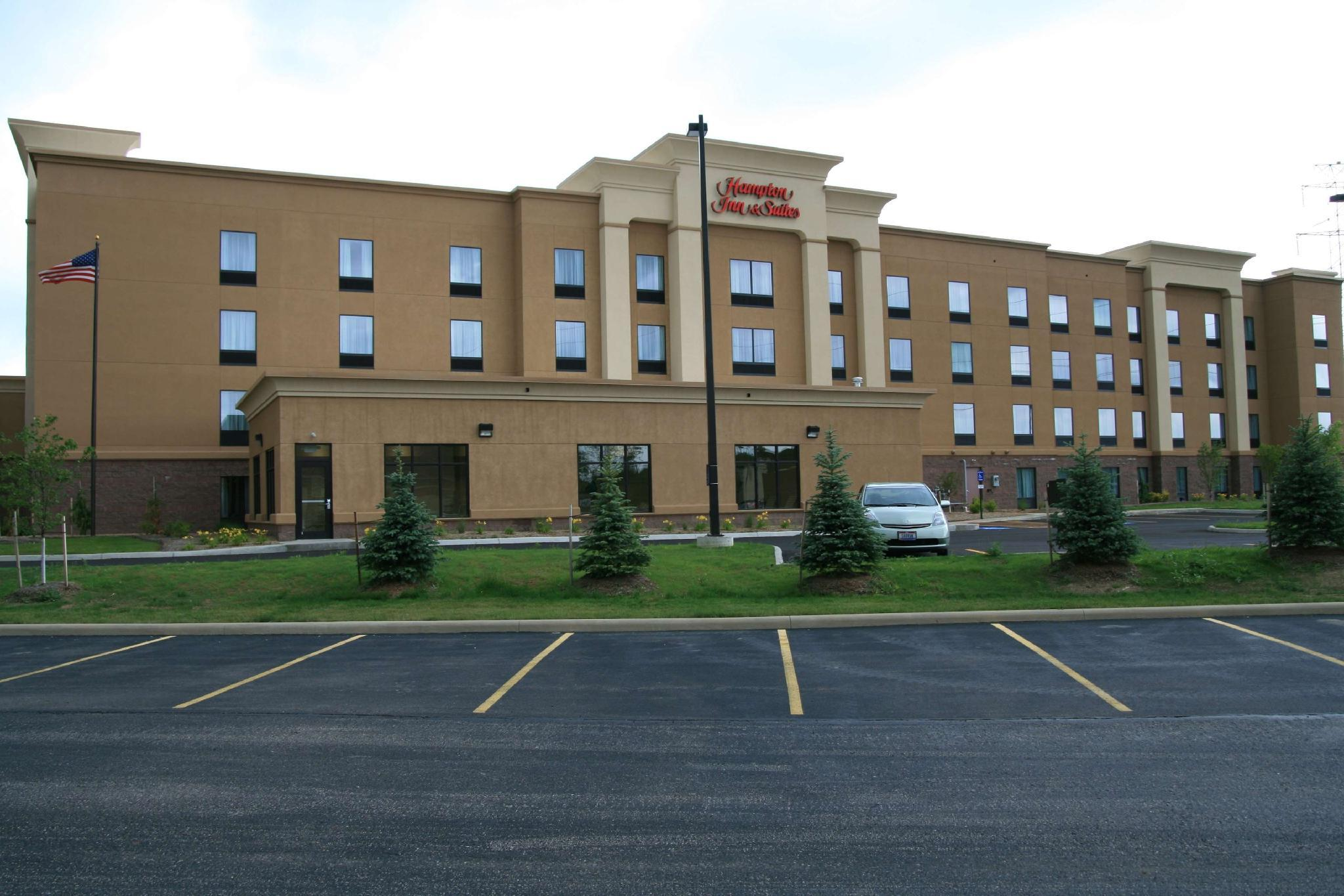 Hampton Inn And Suites Cleveland Mentor