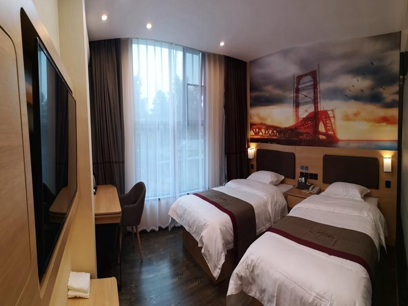 Thank Inn Plus Hotel  Qingyuan Yinzhan Hot Spring