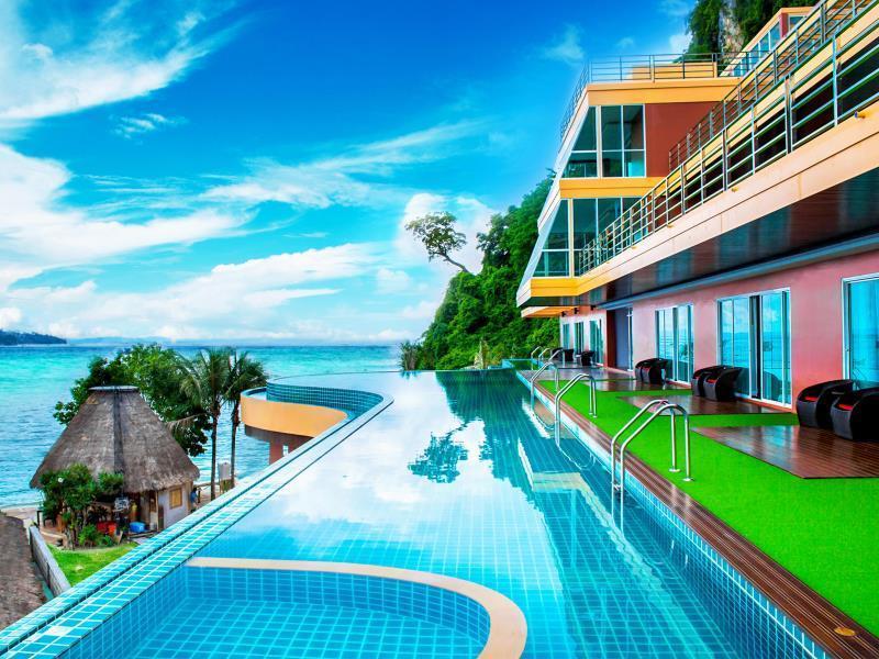 Phi Phi Cliff Beach Resort พีพีคลิฟ บีช รีสอร์ต