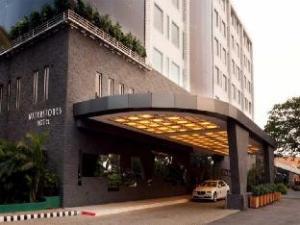 Apie Waterstones Viešbutis (Waterstones Hotel)