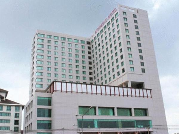 Richmond Stylish Convention Hotel Bangkok