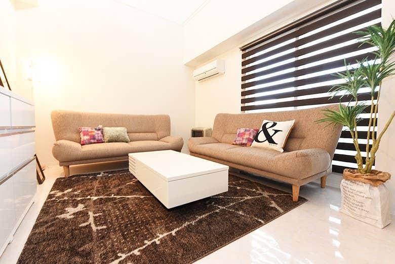 BTD1002  A Modern Style Duplex Apartment SAPPORO