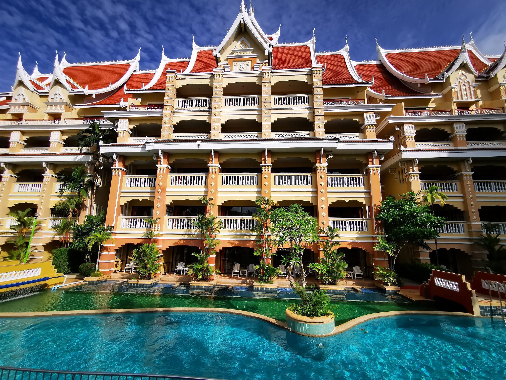 Aonang Ayodhaya Beach Resort Krabi อ่าวนาง อโยธยา บีช รีสอร์ค กระบี่
