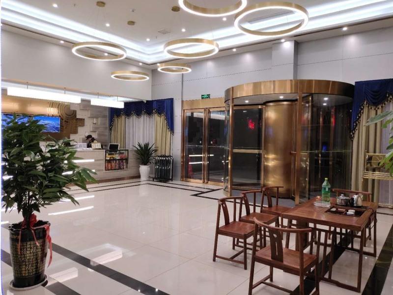 GreenTree Inn Xianning Xian'an High Speed Railway North Station Hardware Building City