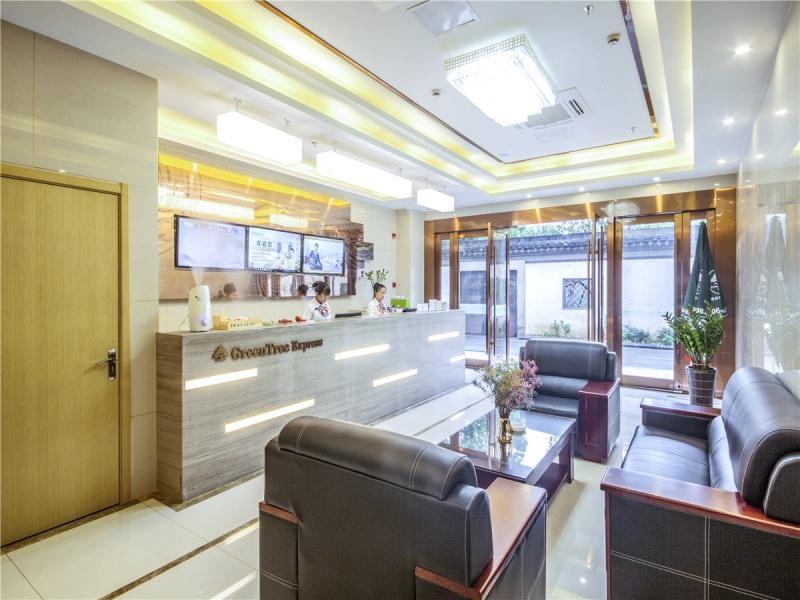GreenTree Inn Wuxi Jiangyin Dongwaihuan Road Zanyuan