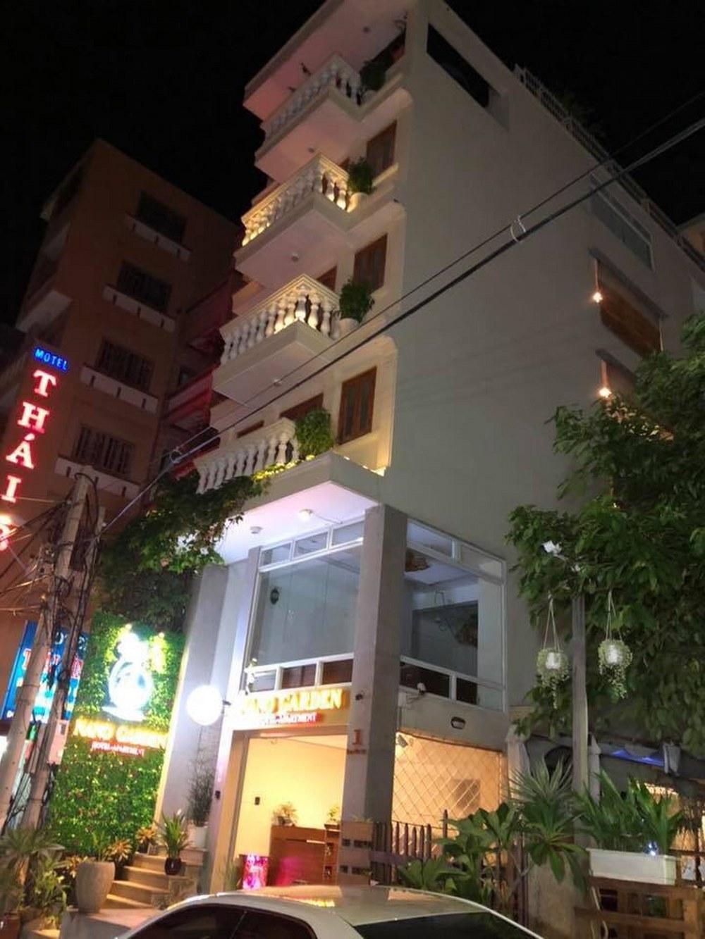 Nano Garden Hotel