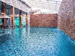[ムアン/パークナム]アパートメント(24m2)| 1ベッドルーム/1バスルーム 1R2B0S/F401 Suwatchai garden,Service Apartment