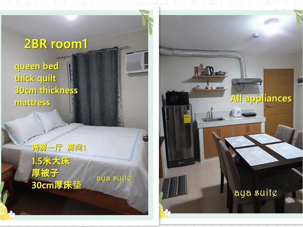 2 Bedroom 2 Queen Size Bed 25Mbps Internet Netflix