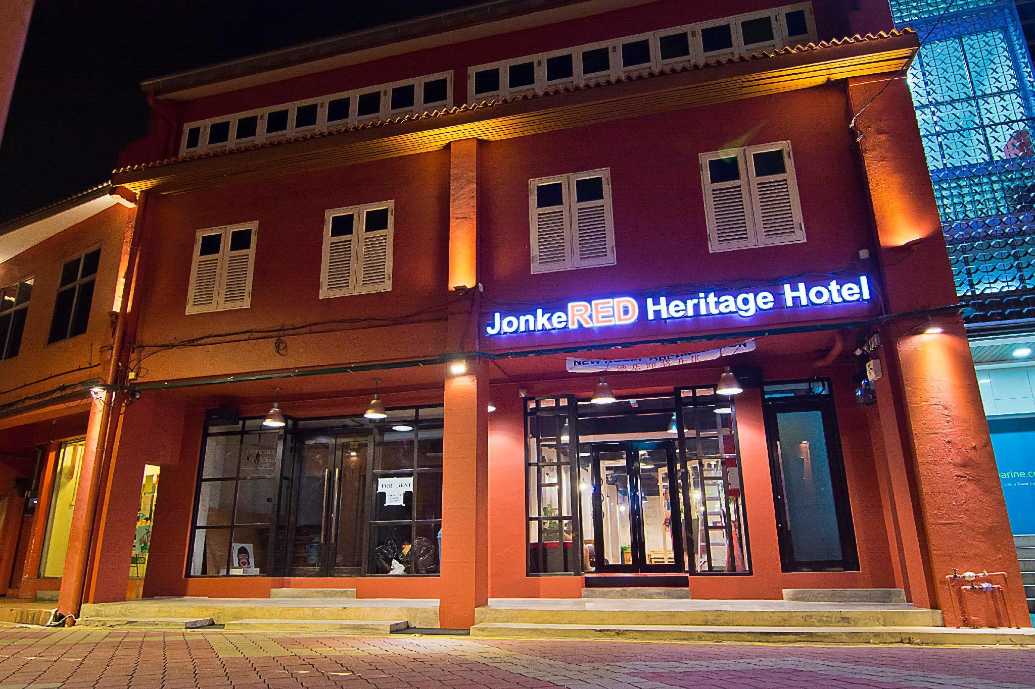 JonkeRED Heritage Hotel