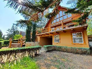 [カオヤイ国立公園]一軒家(250m2)| 4ベッドルーム/3バスルーム Toscana Valley Log Home