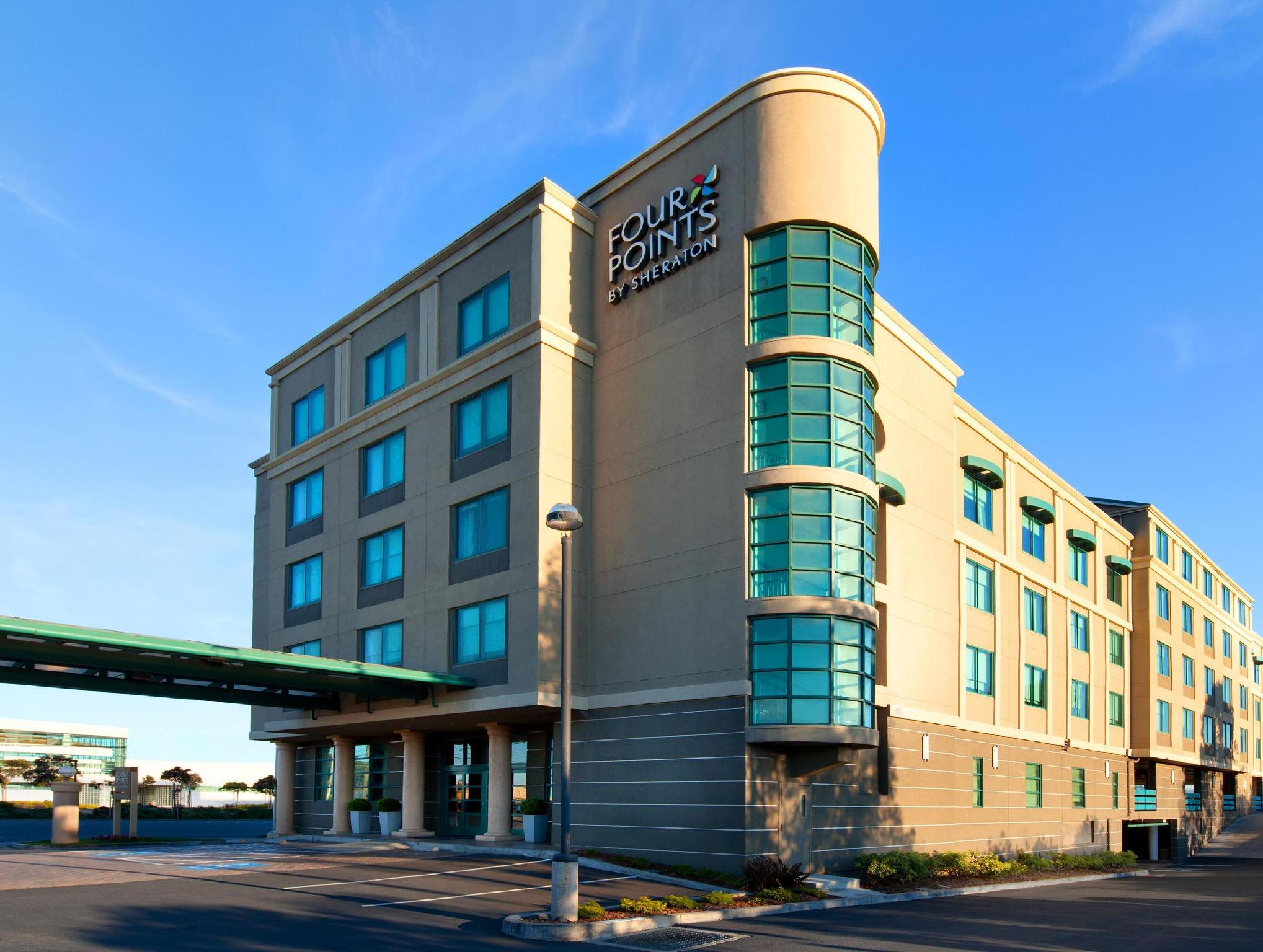 Four Points By Sheraton Hotel And Suites San Francisco Airport