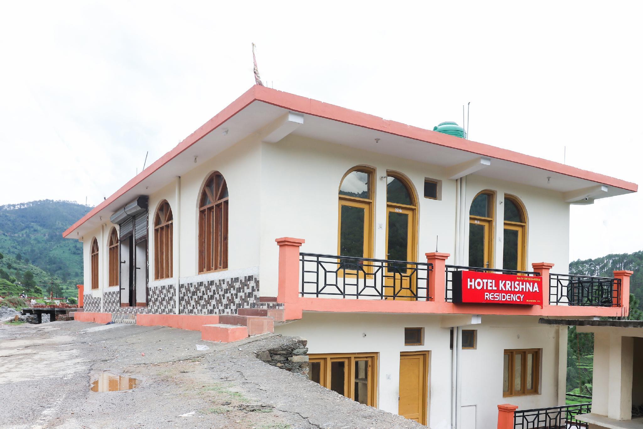 SPOT ON 45345 Hotel Krishna Residency