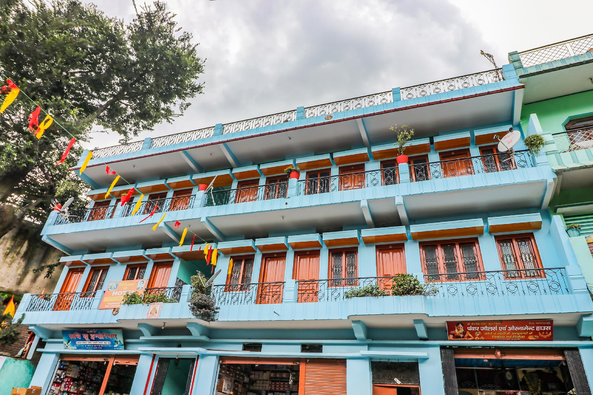 OYO 47461 Hotel Maharashtra Mandal