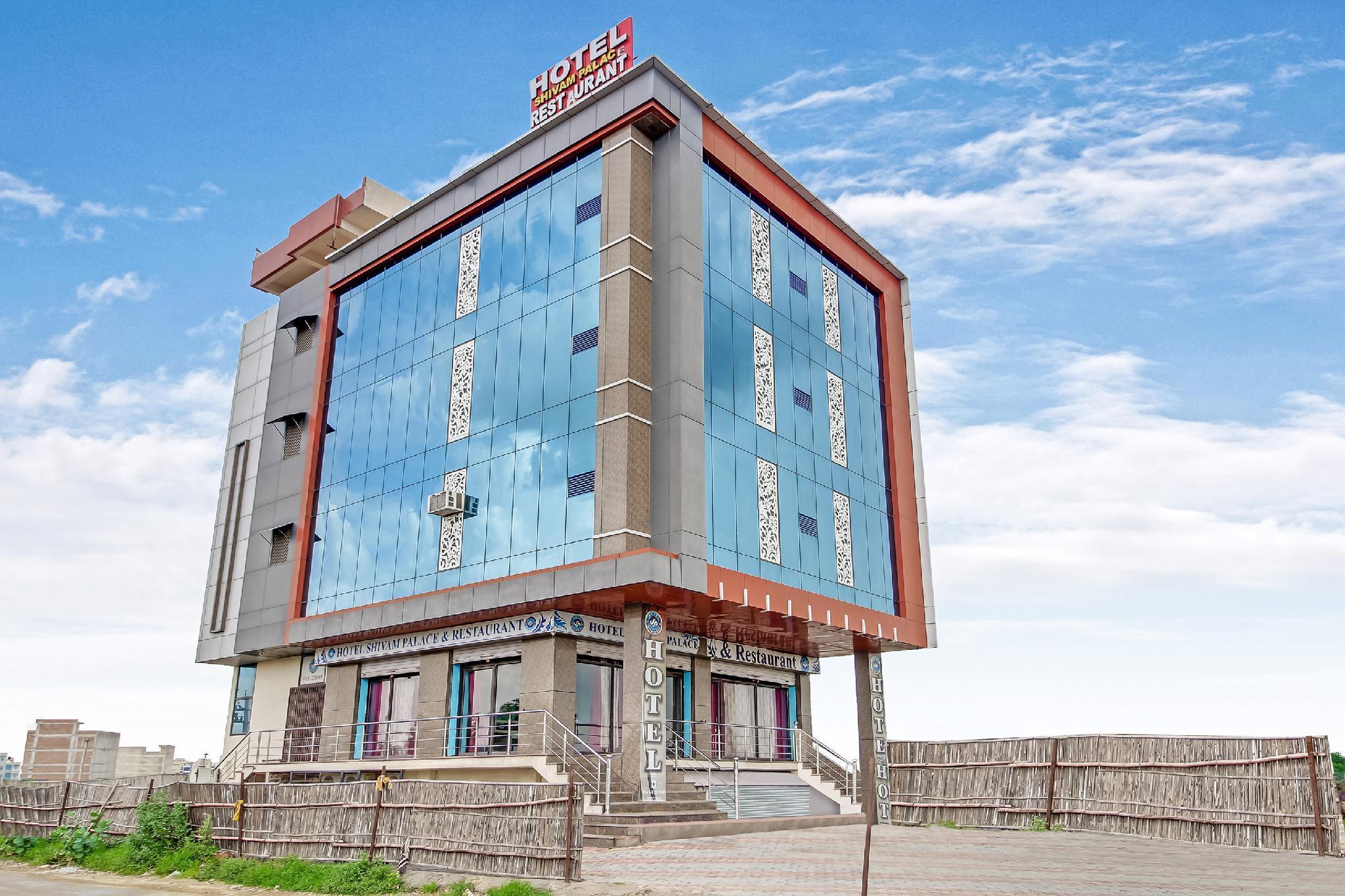 SPOT ON 48887 Hotel Shivam Palace Tonk Road