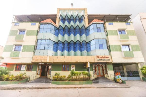 SPOT ON 60108 Hotel Le Palace Chennai