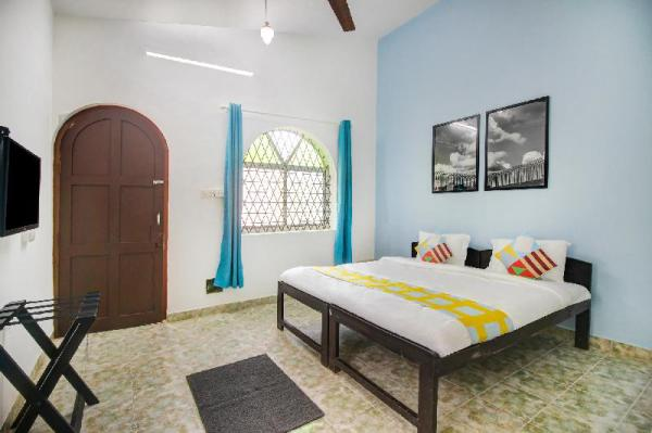 OYO 42124 Spacious Studios Anjuna Beach Goa