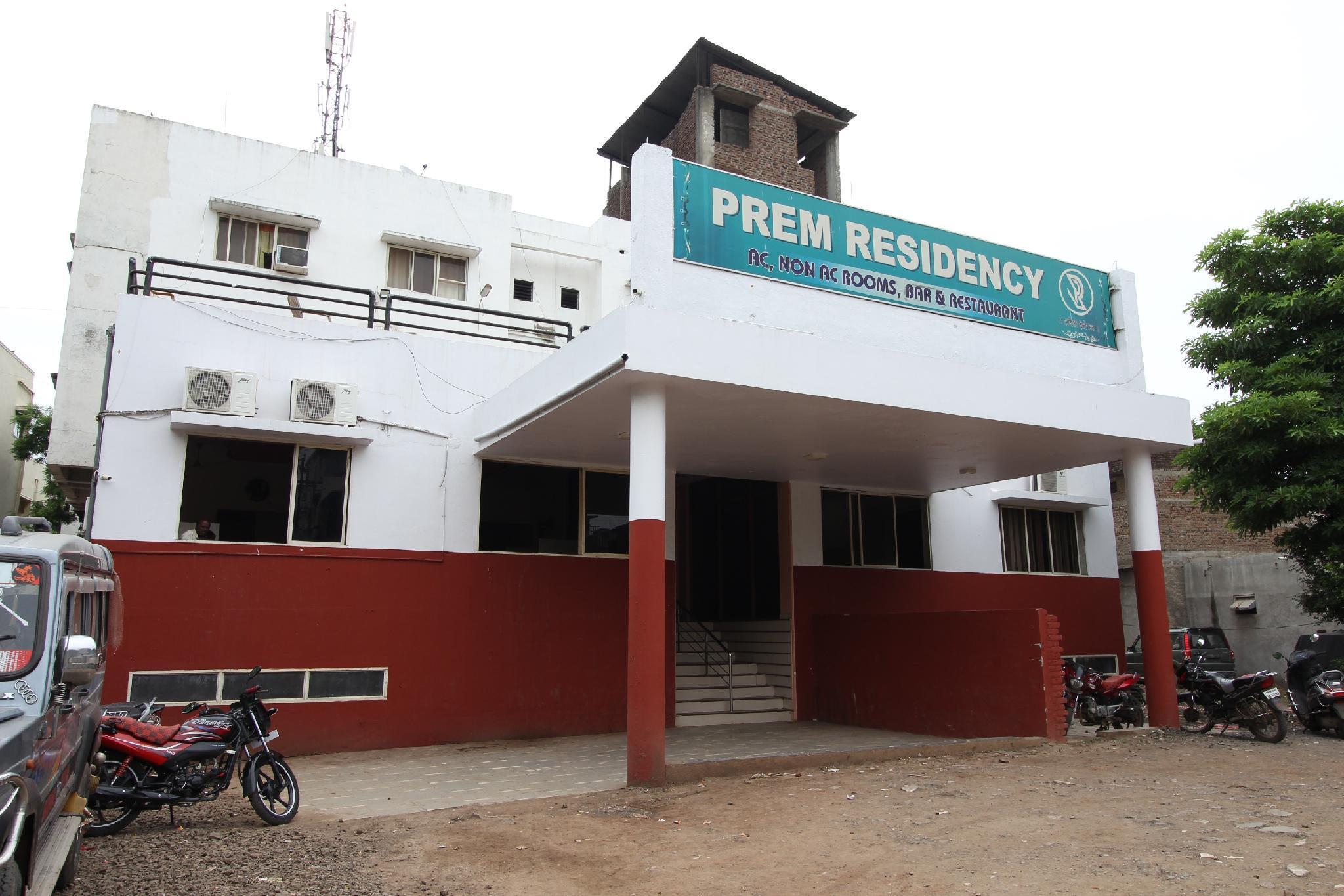 OYO 43996 Prem Residency