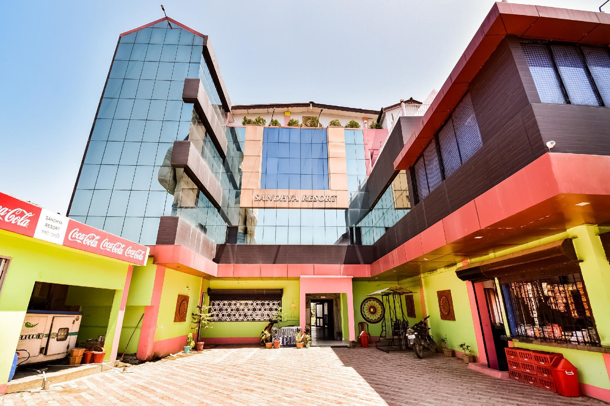 SPOT ON 49127 Sandhya Resort