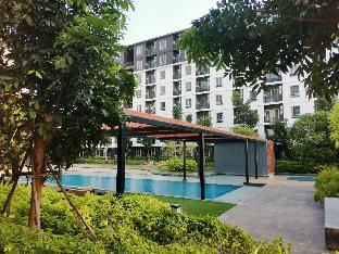 [市内中心部]アパートメント(30m2)| 1ベッドルーム/1バスルーム The parkland Rayong condo For that need privacy