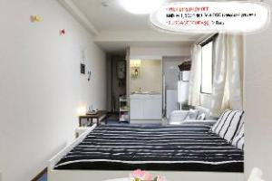 One Bedroom Cozy Apartment in Roppongi B21