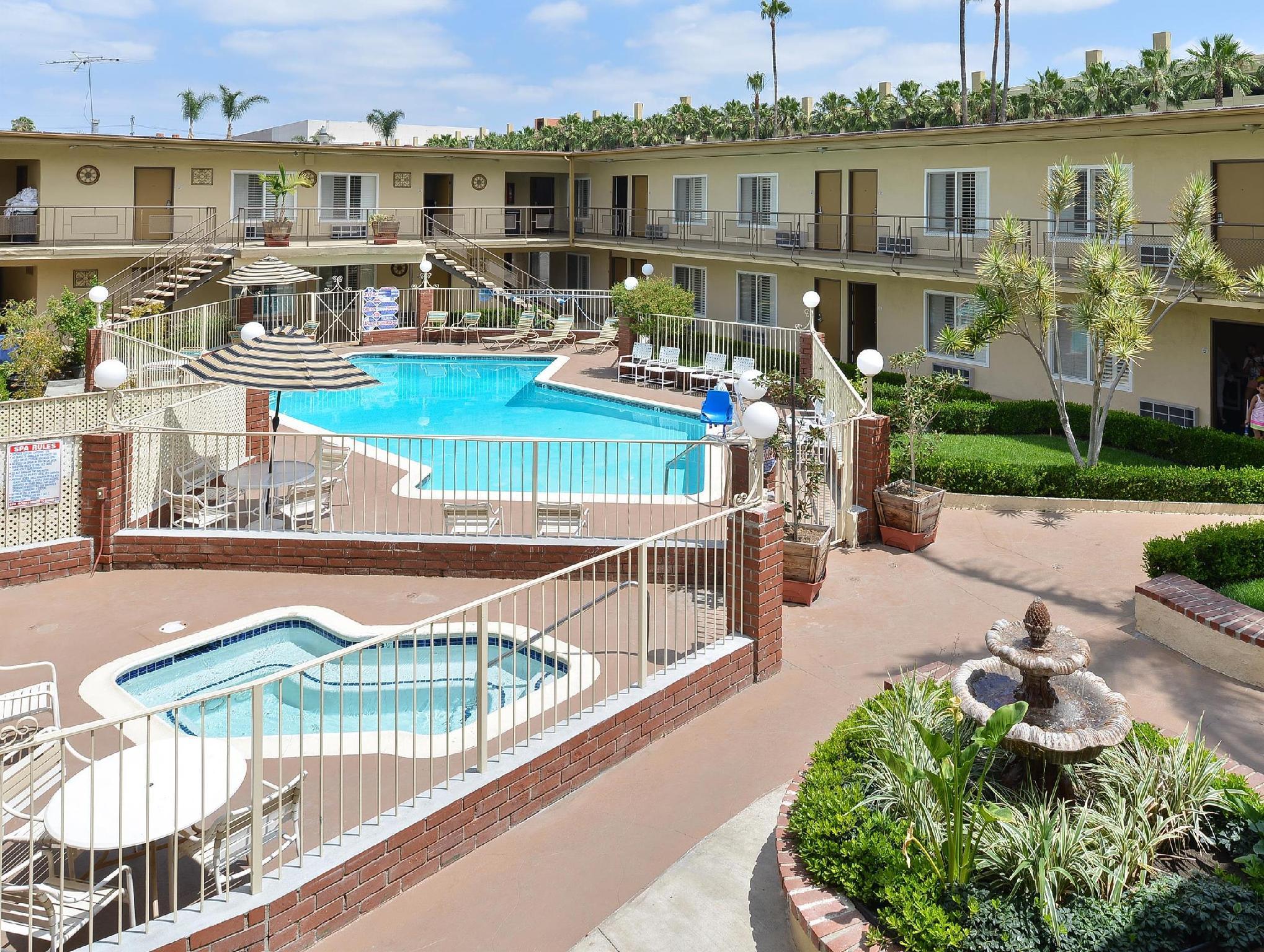 Americas Best Value Inn And Suites Anaheim Convention Center