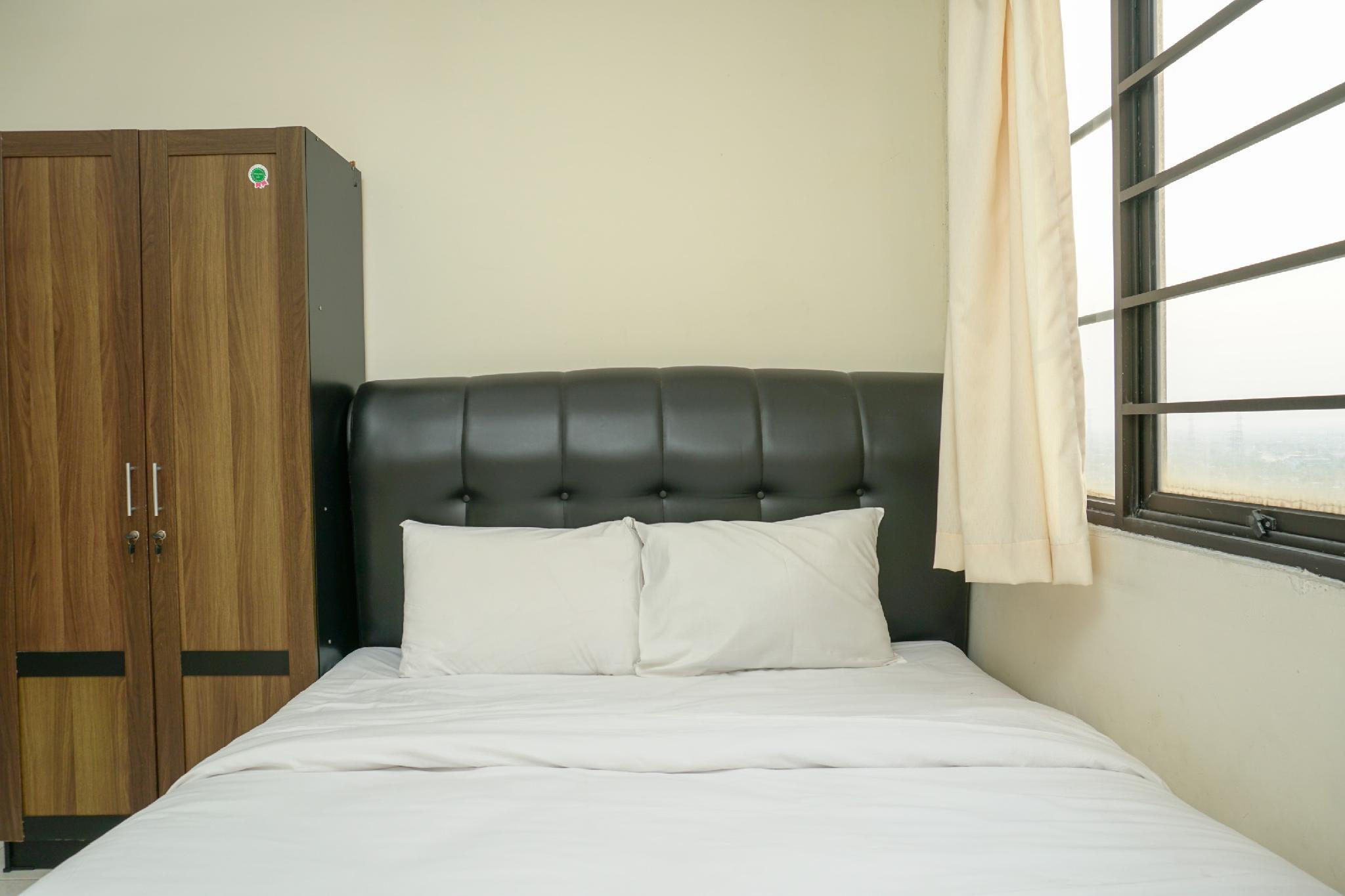 Clean And Homey 1BR At Puri Garden Apt By Travelio