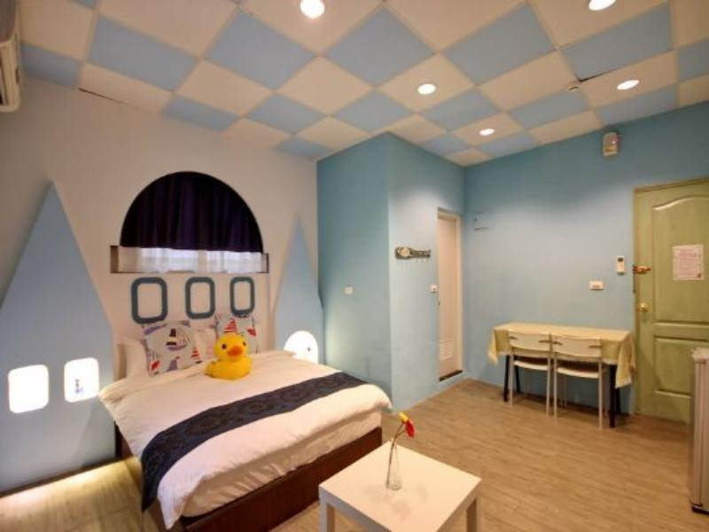 Full House Bed And Breakfast   Jianguo