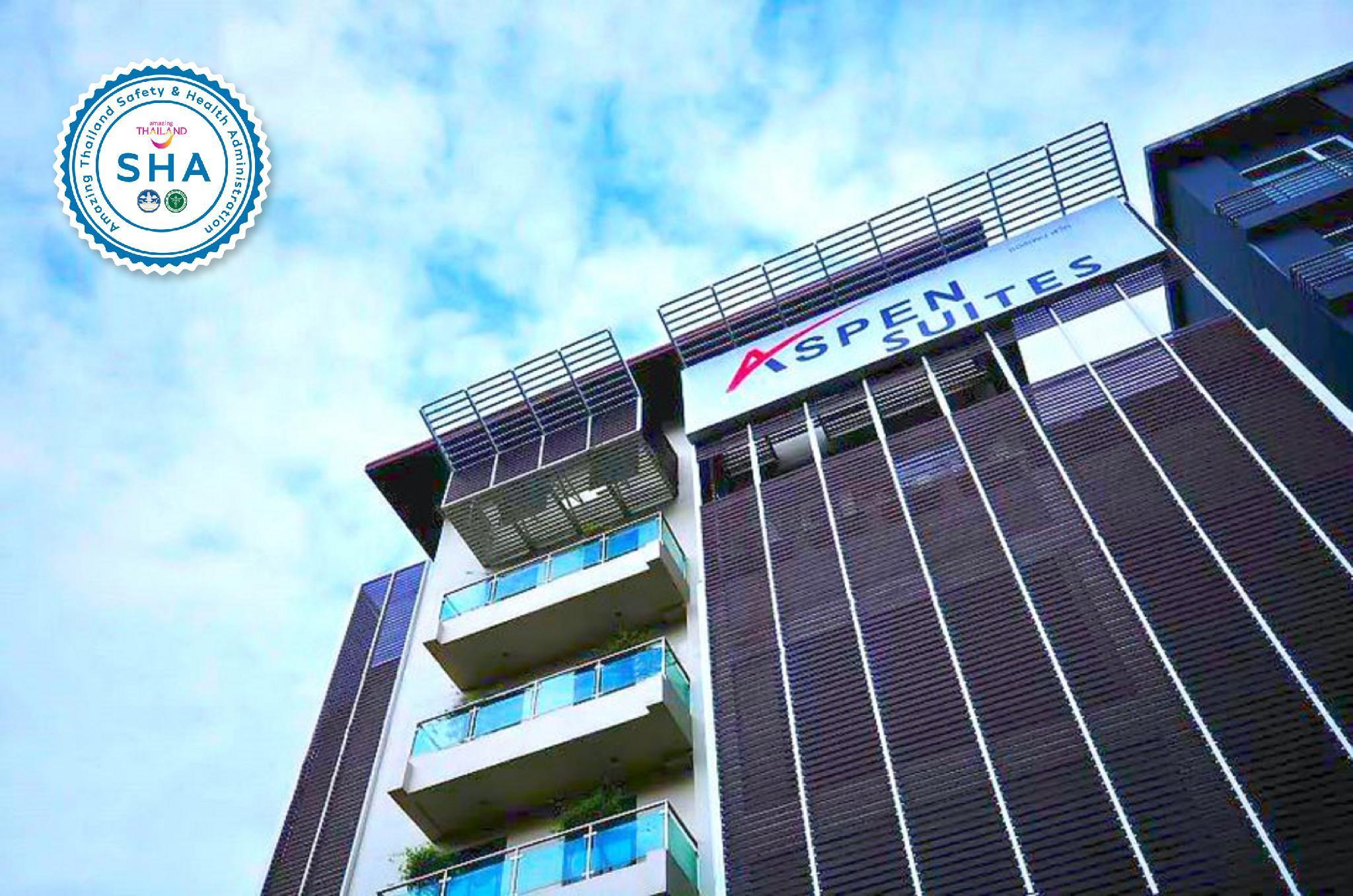 Aspen Suites Hotel Sukhumvit 2 Bangkok by Compass Hospitality