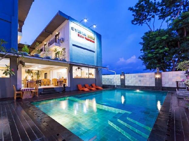 Sylvia Bali Suite Residence