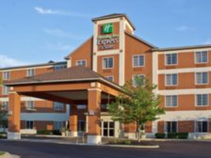 Holiday Inn Express And Suites Plymouth   Ann Arbor Area