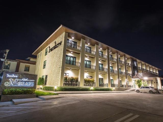โรงแรมโมราจ – Morage Hotel Phitsanulok