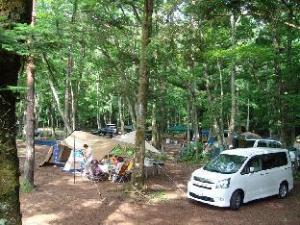 PICA Fuji Yoshida Campsite