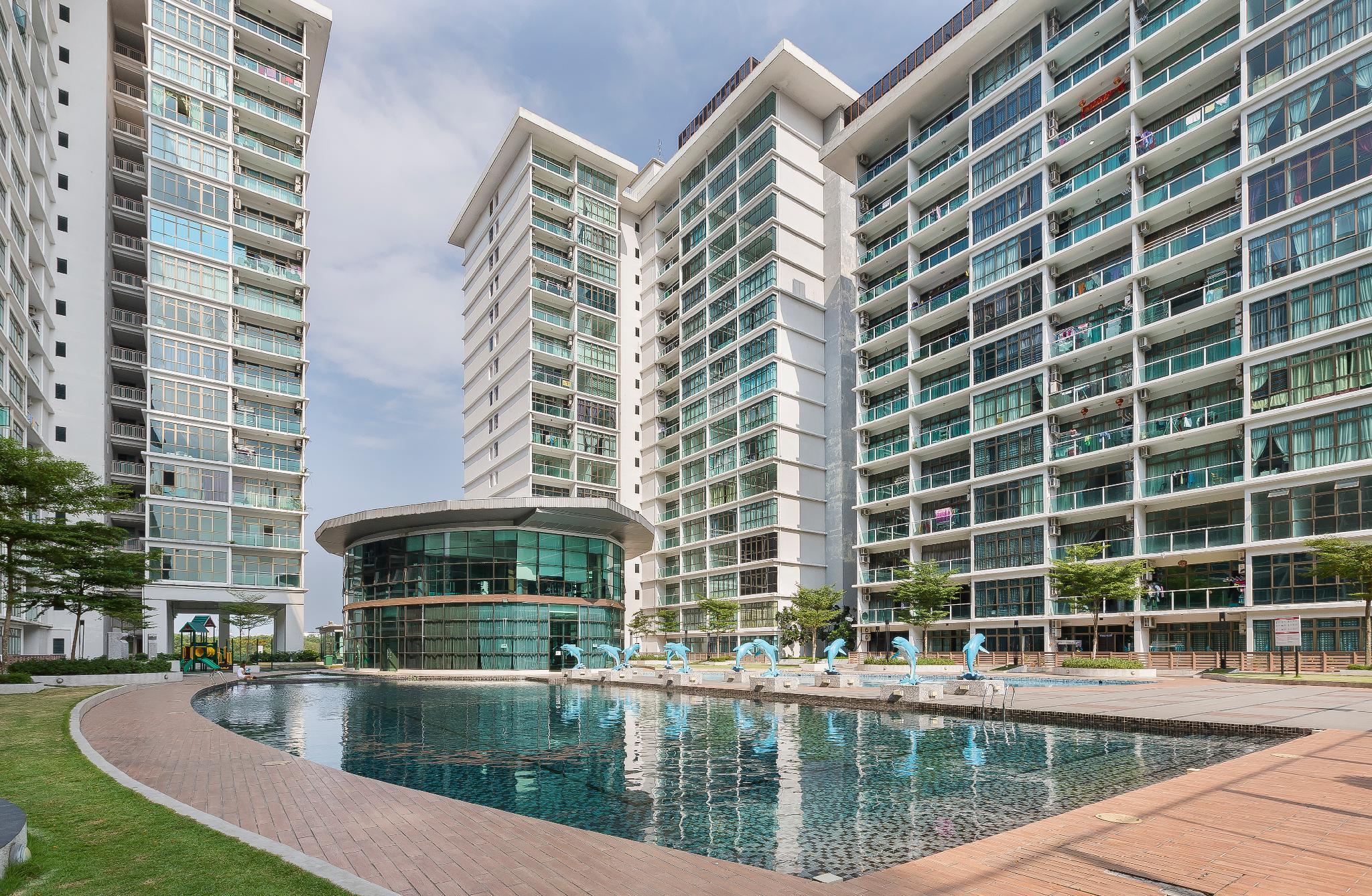 Palazio Serviced Apartment By JK Home