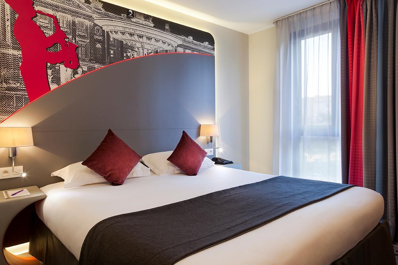 Hotel INN DESIGN PARIS 13