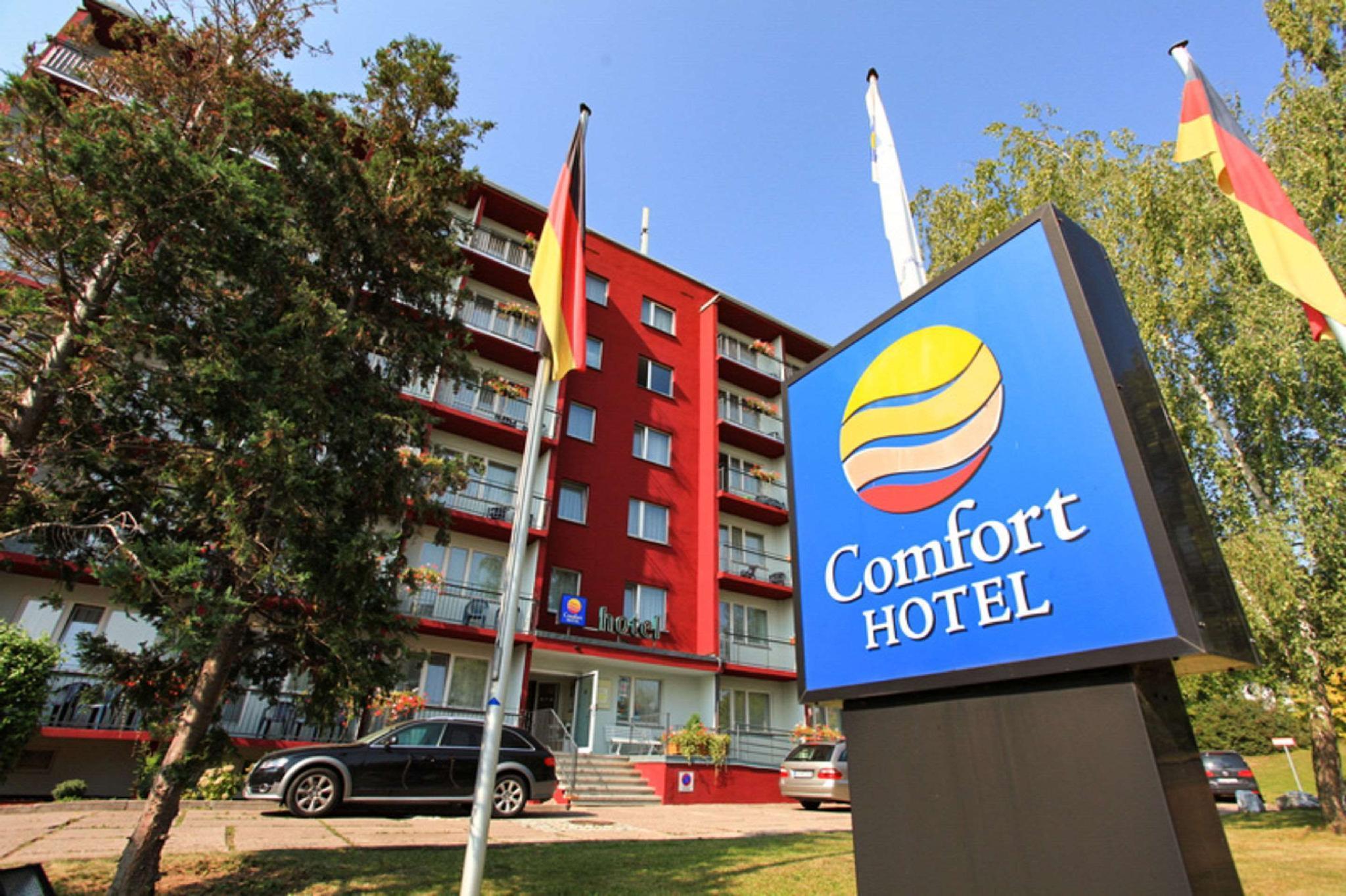 Comfort Hotel Weimar Weimar