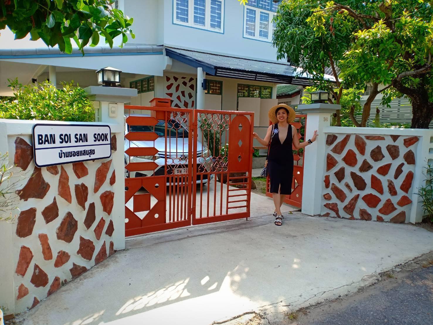 Ban Soi San Sook Homestay