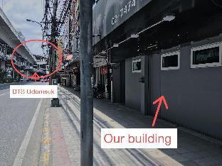 [スクンビット]アパートメント(70m2)| 2ベッドルーム/1バスルーム U2 Large 2 Bedrooms 100m to BTS station