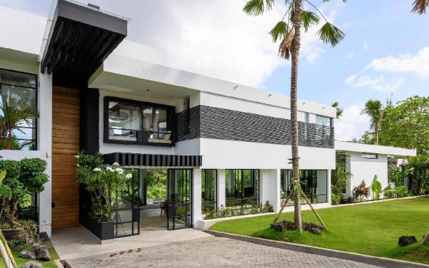 Villa Hakuna Matata DesignerVilla 60m InfinityPool