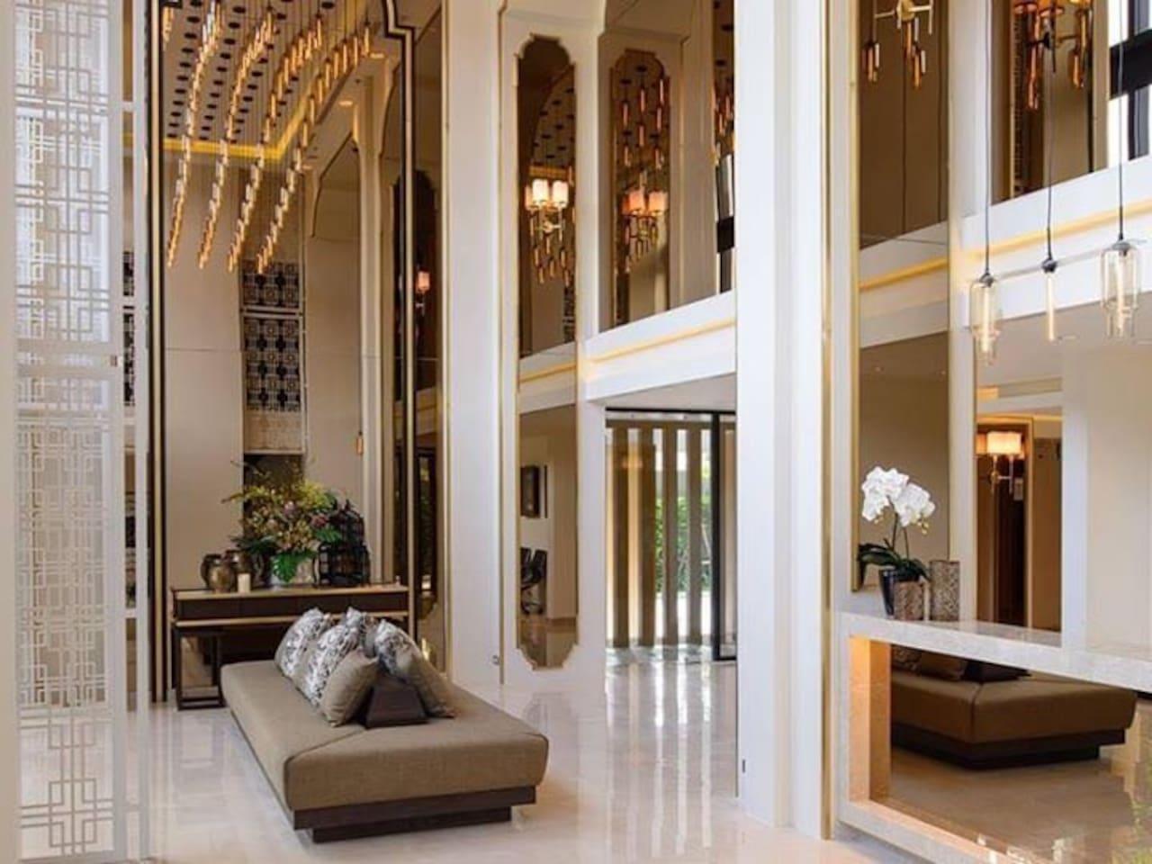 Luxury Room & Roof Top Pool in Phuket Town #H262 อพาร์ตเมนต์ 1 ห้องนอน 1 ห้องน้ำส่วนตัว ขนาด 35 ตร.ม. – ตัวเมืองภูเก็ต