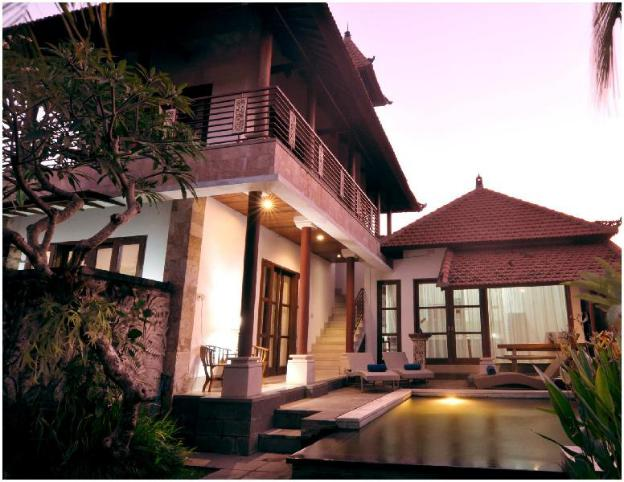 Ubud Paddy's Villa 2 BR with Private pool