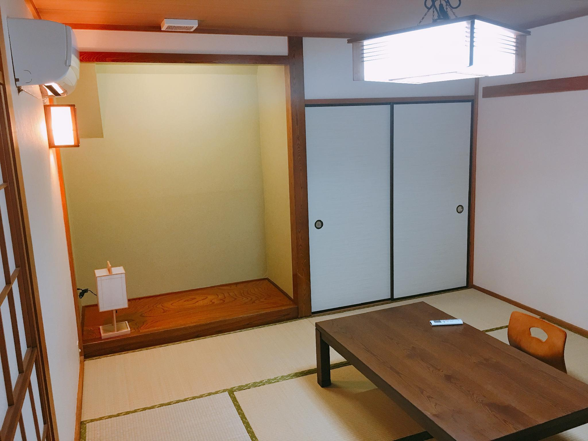 Roof Top Party & Amazing Wide Tatami Room