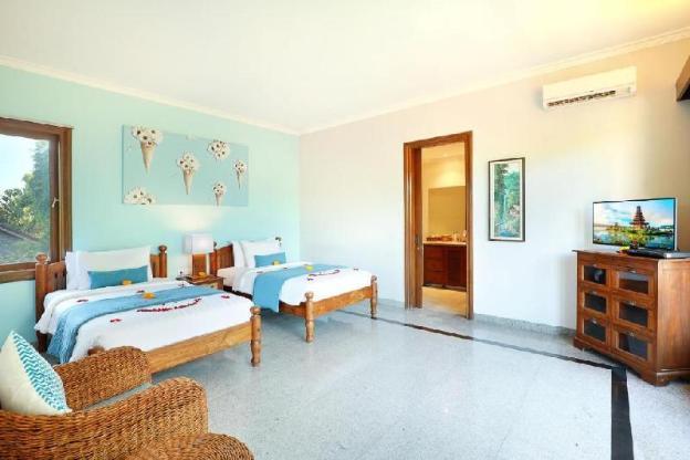 Family Villa at Seminyak with 3 Bedroom