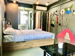 SKX&Serviced Apartment Standard Double Room สตูดิโอ อพาร์ตเมนต์ 2 ห้องน้ำส่วนตัว ขนาด 30 ตร.ม. – รัชดาภิเษก