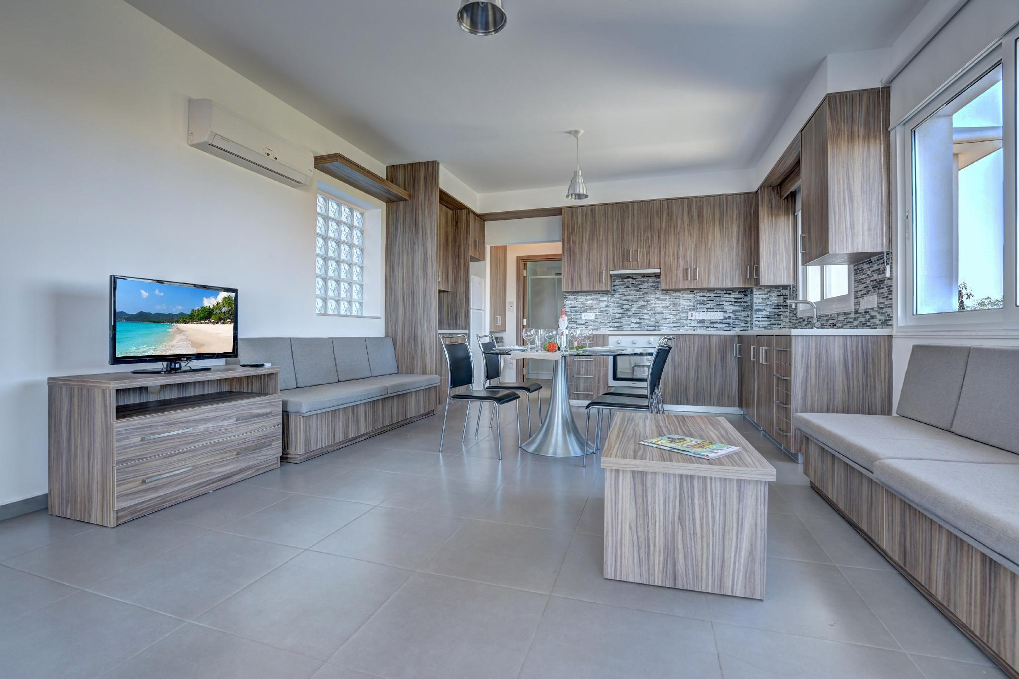Island Villas Cyprus 010 Modern One Bedroom APT