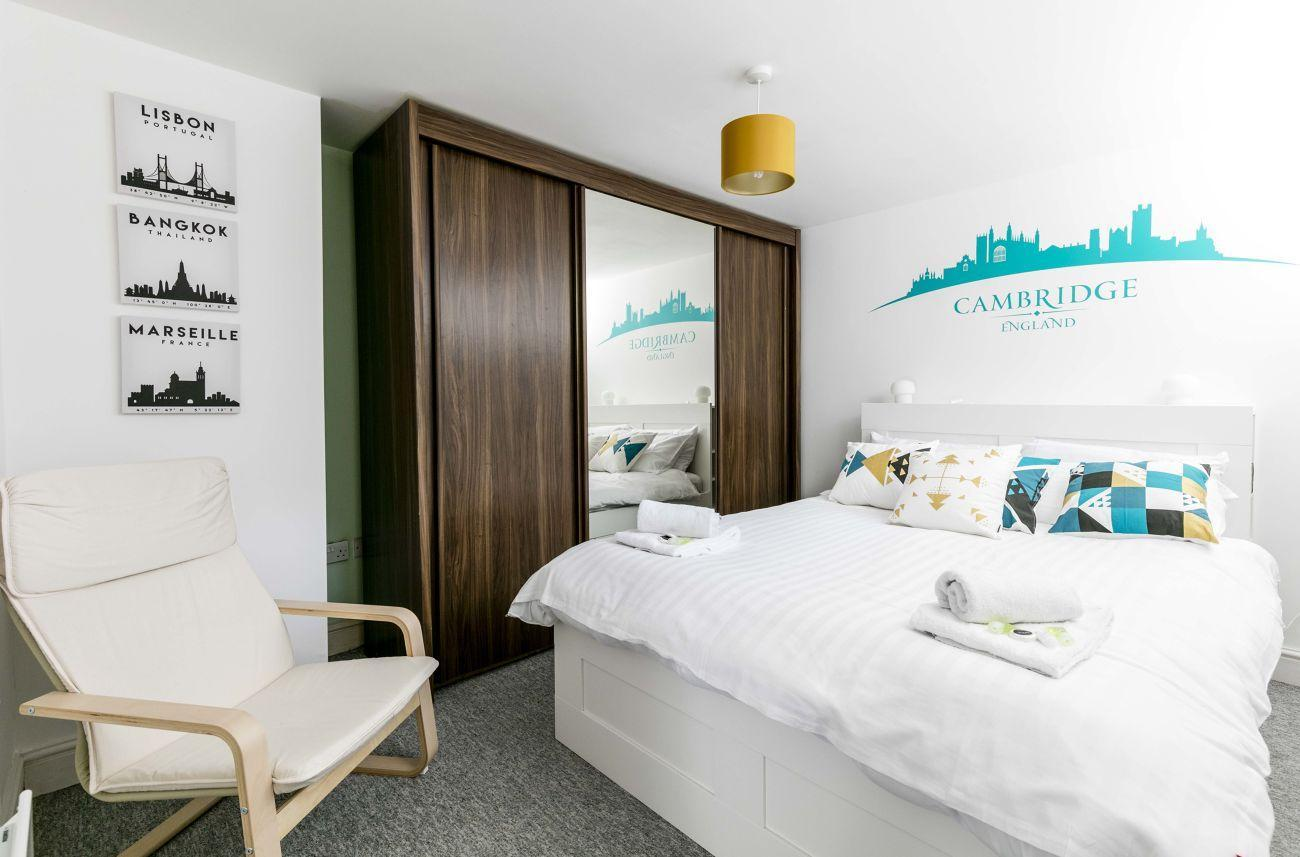 Stunning Flat 5 Min From The Station And High Street